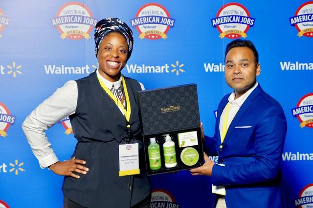 Baltimore County skincare company sells to Walmart