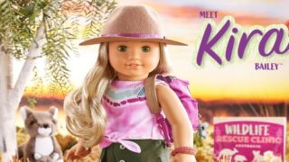 Newest American Girl Doll Kira Is The Brand's First With An LGBT Storyline