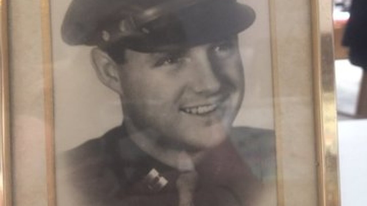 Family of World War II pilot honored