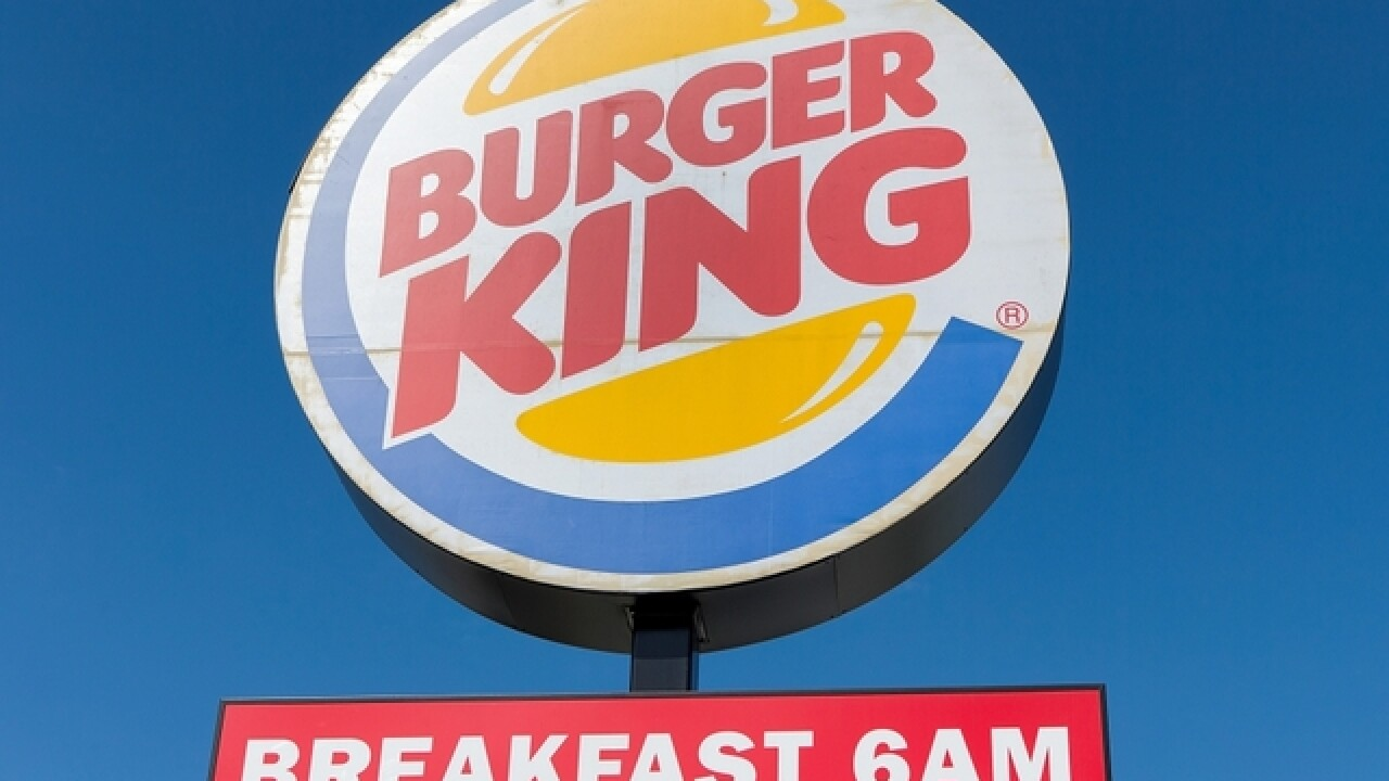Burger Kings testing out vegetarian Whoppers