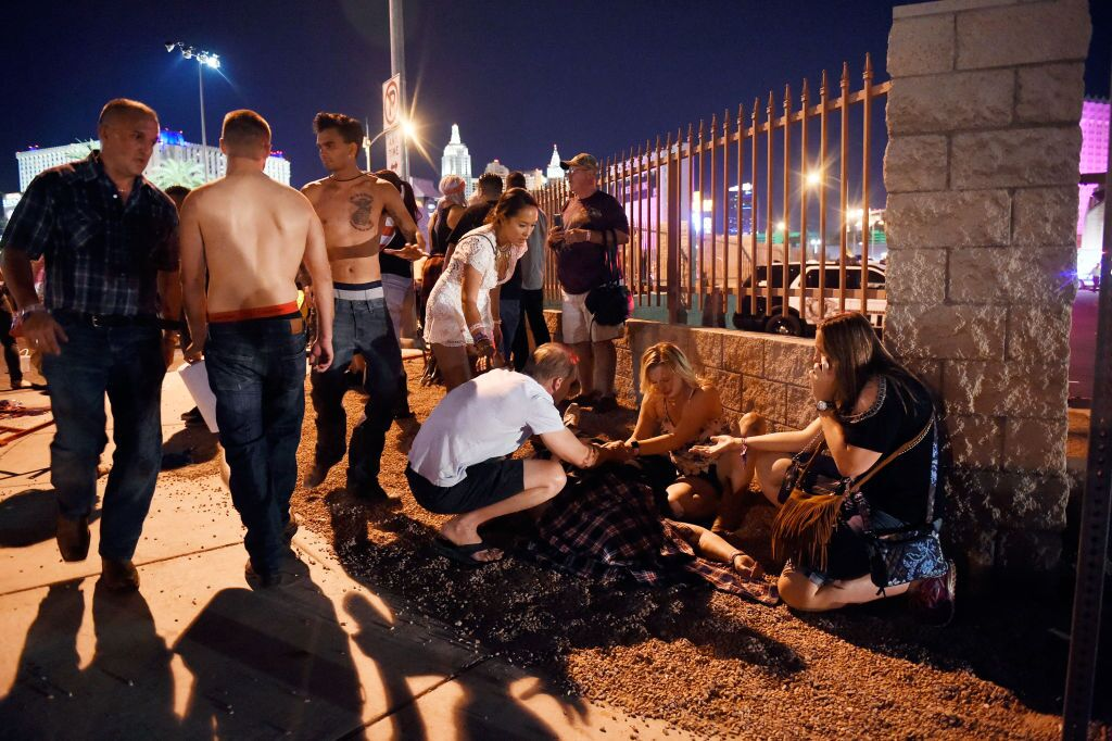 Photos: MGM and Las Vegas shooting victims reach a settlement of up to $800million