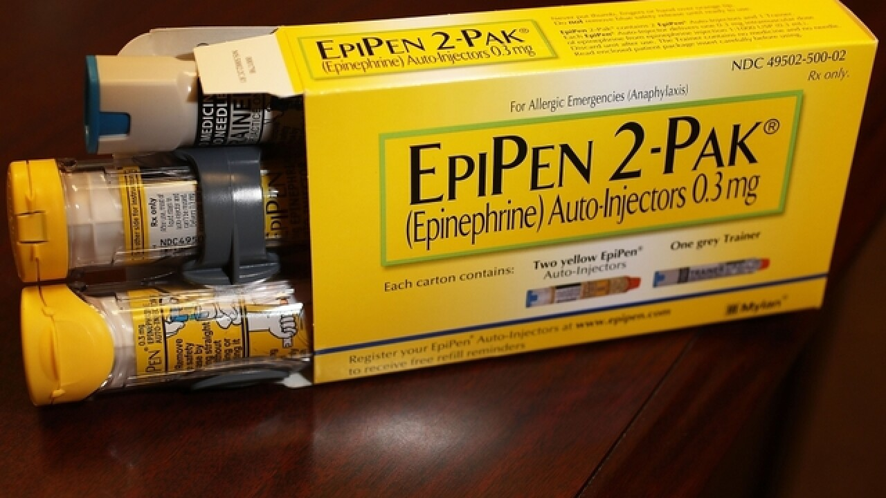 What you need to know about the EpiPen shortage