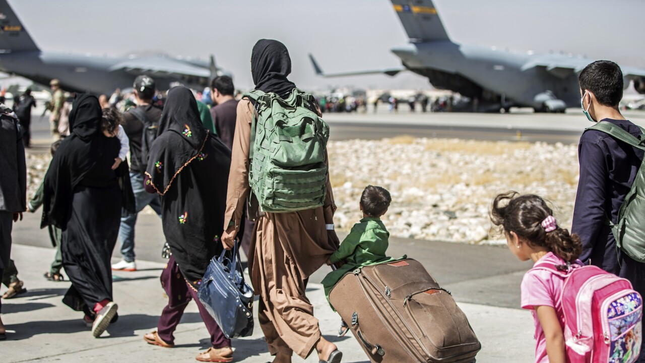 Afghanistan Stranded Families