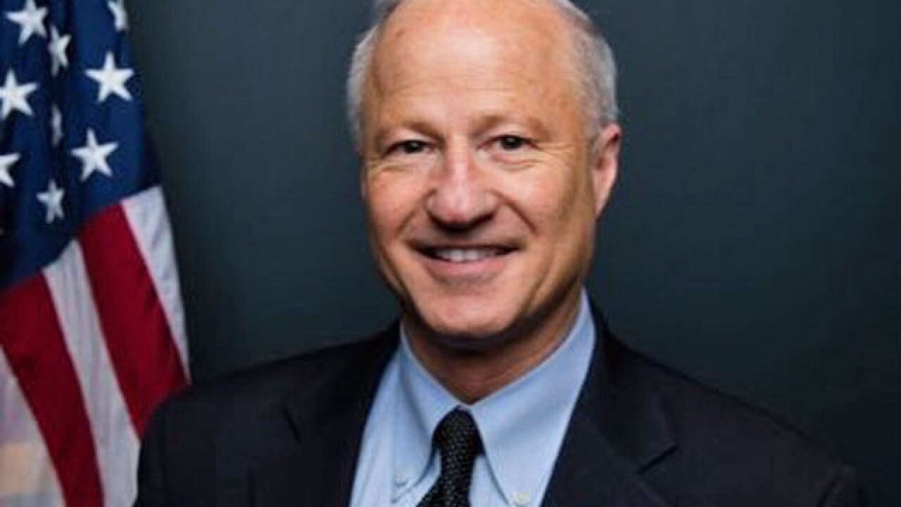 Rep. Mike Coffman says Hillary Clinton 'breaks the law.' But she hasn't been charged or convicted