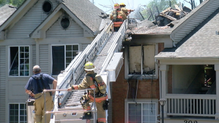 Fire in Fort Mitchell apartment building forced girl to jump from third-story window