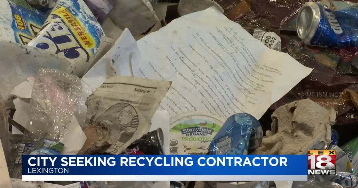 Paper recycling plan in the works