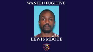 Lewis Mbote WANTED