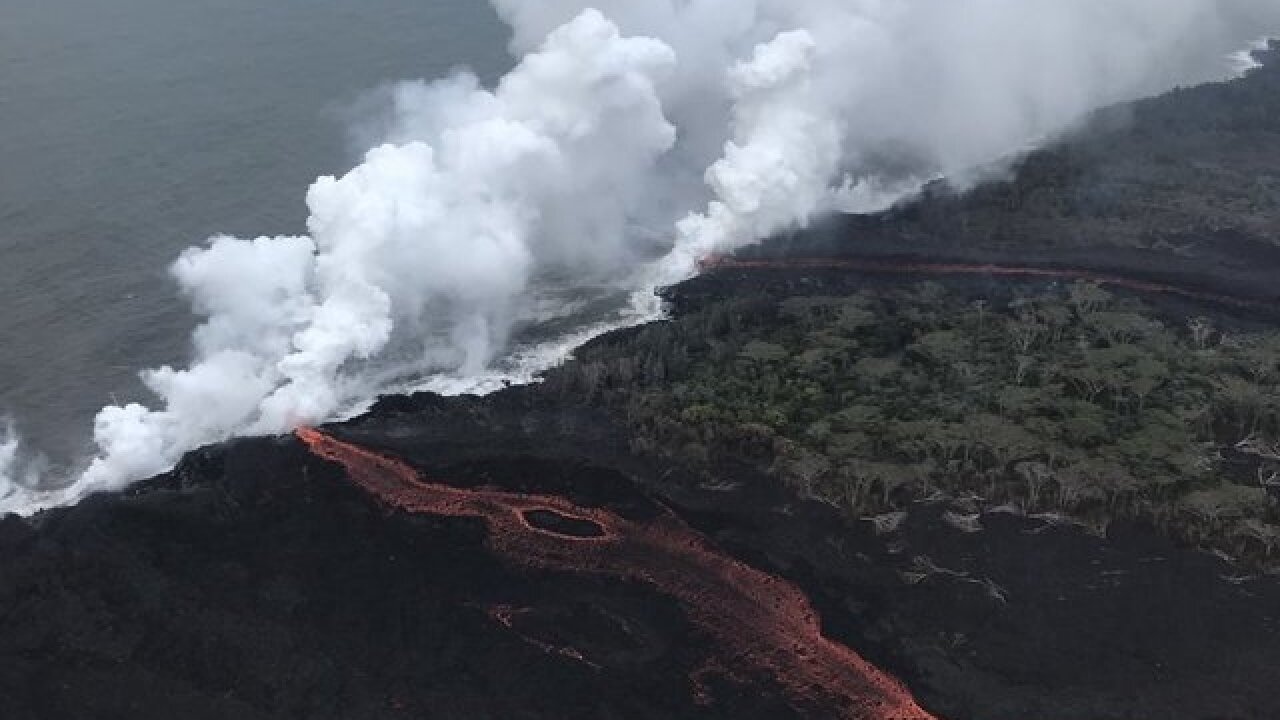 More evacuations ordered in Hawaii as volcano activity intensifies