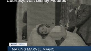 "WMU graduate works for Marvel on ""Wandavision"""