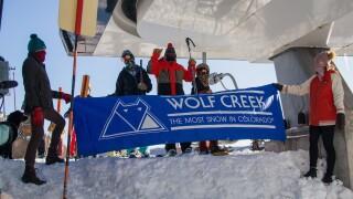 Samuel Bricker Wolf Creek Ski Area
