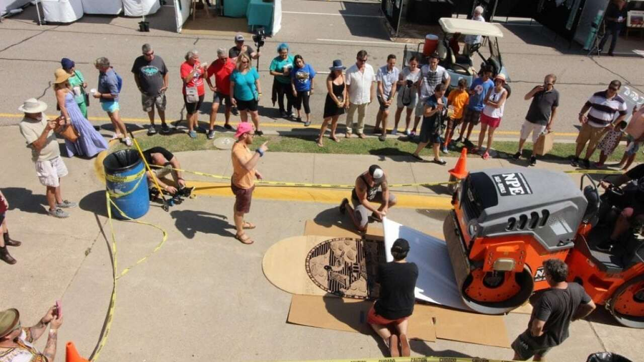 Arts Alive brings creative fun to the bayfront