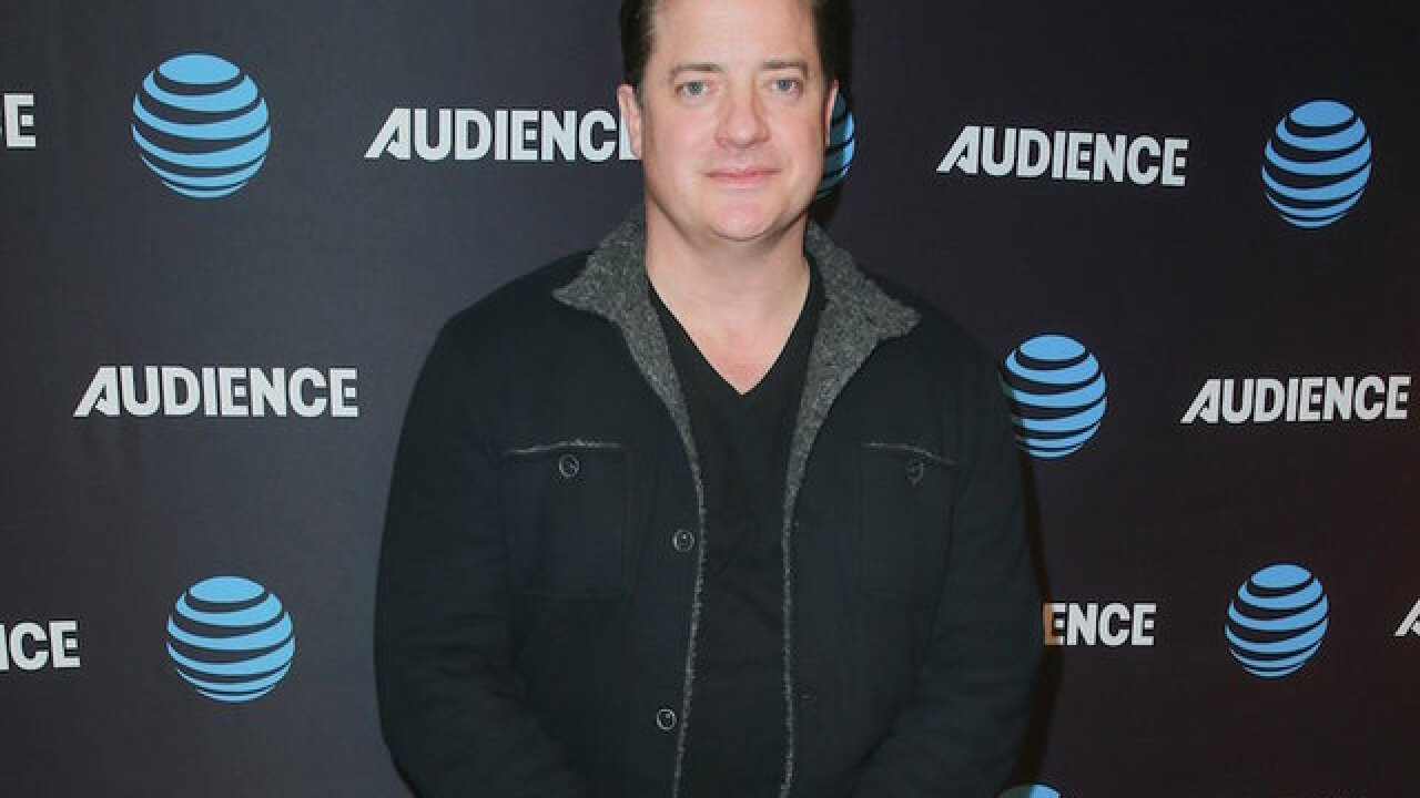 Brendan Fraser accuses HFPA member of groping him in 2003