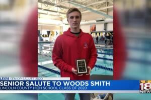 Senior Salute - Woods Smith