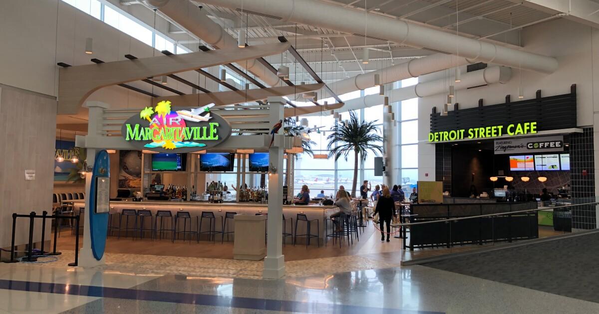 3 new restaurants land at Detroit Metro Airport