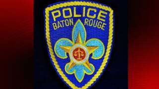 Baton Rouge Police badge