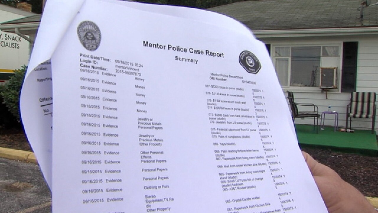 Mentor Psychic arrest: More potential victims