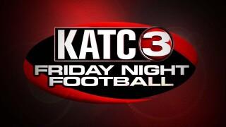 Friday Night Football FNF Logo