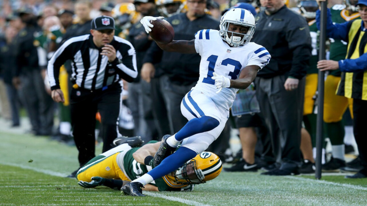 PHOTOS: Colts v Packers