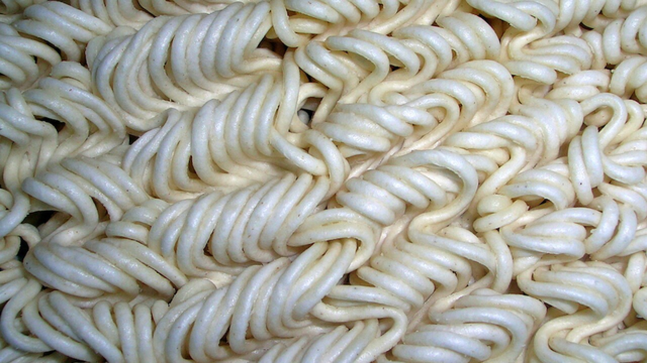 $98,000 worth of ramen noodles stolen in Georgia heist