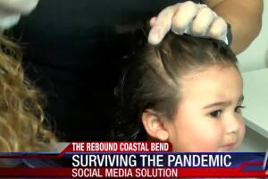 The Rebound Coastal Bend: Lice Angels