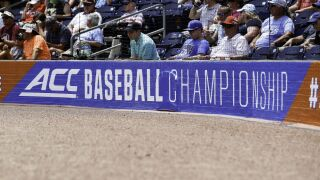 ⚾: ACC Tournament Seeds & Schedule Announced