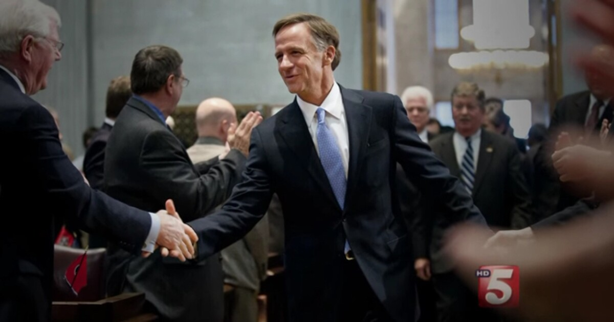 Ex-Gov. Haslam won't rule out future public sector position