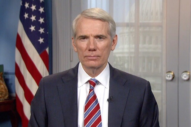 Portman waiting to read FBI report for himself