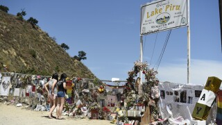 Lake where actress Naya Rivera drowned reopens, bans swimming