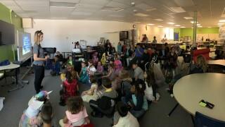 Storm Safe Midland International Elementary