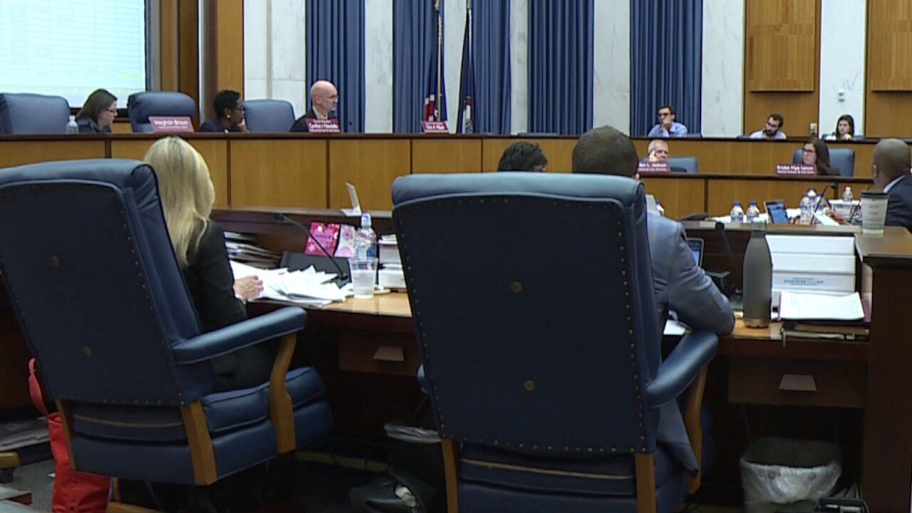 City Council working to reach consensus on Stoney's proposedbudget