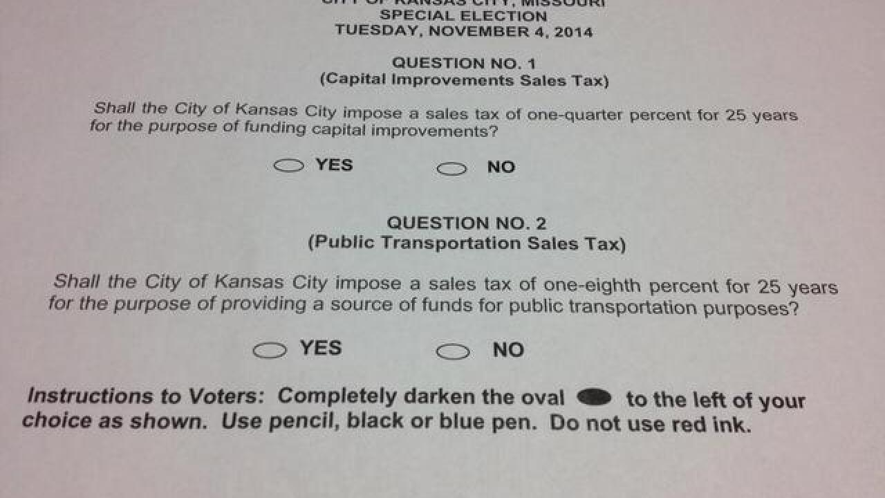 Not many surprised KCMO's tax questions failed