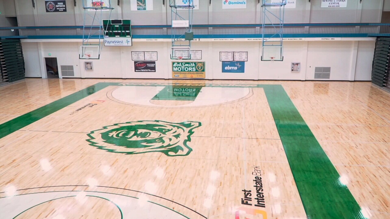 Rocky Mountain College new court