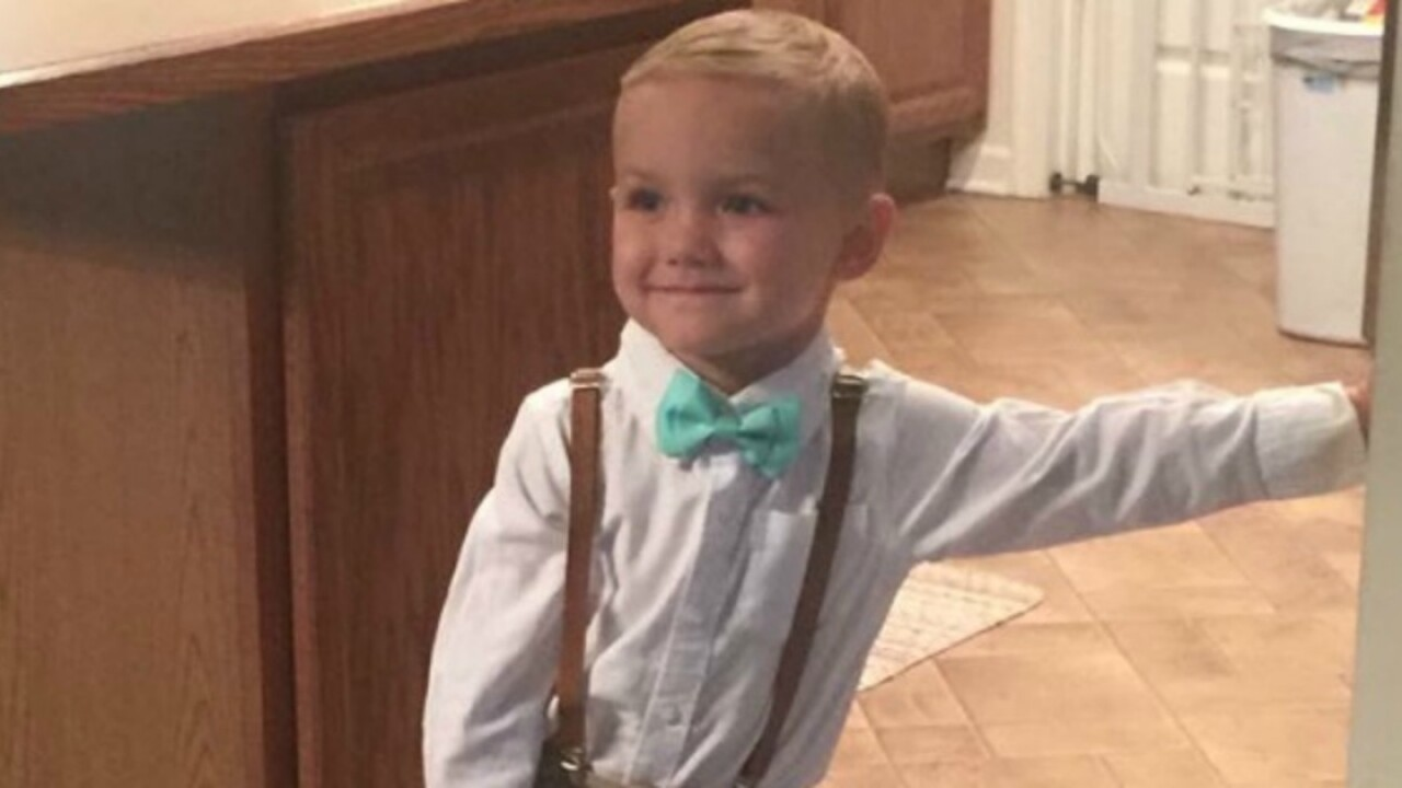 Nottoway mom found not guilty of killing her 5-year-oldson