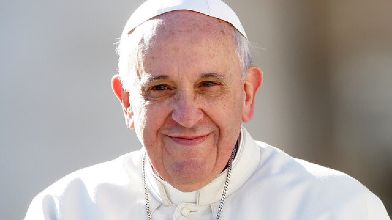 Congressional delegation's papal ticket decision