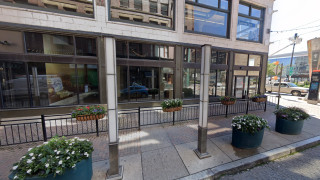 Street view of the former Chinato restaurant in Cleveland