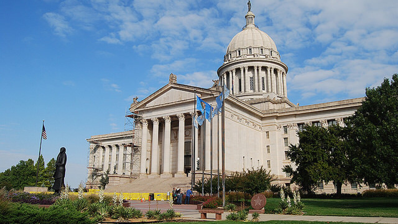 Oklahoma lawmakers to be 'honored' for support of education