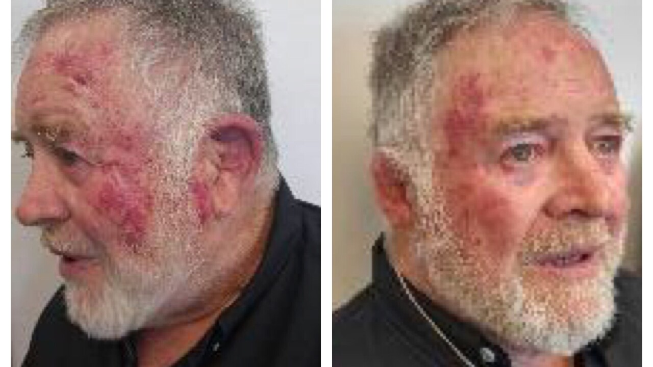 Retired high school wrestling coach assaulted while driving activity bus in VirginiaBeach
