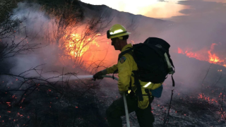 Officials say Deer Creek Canyon Park Fire may have been sparked by humans