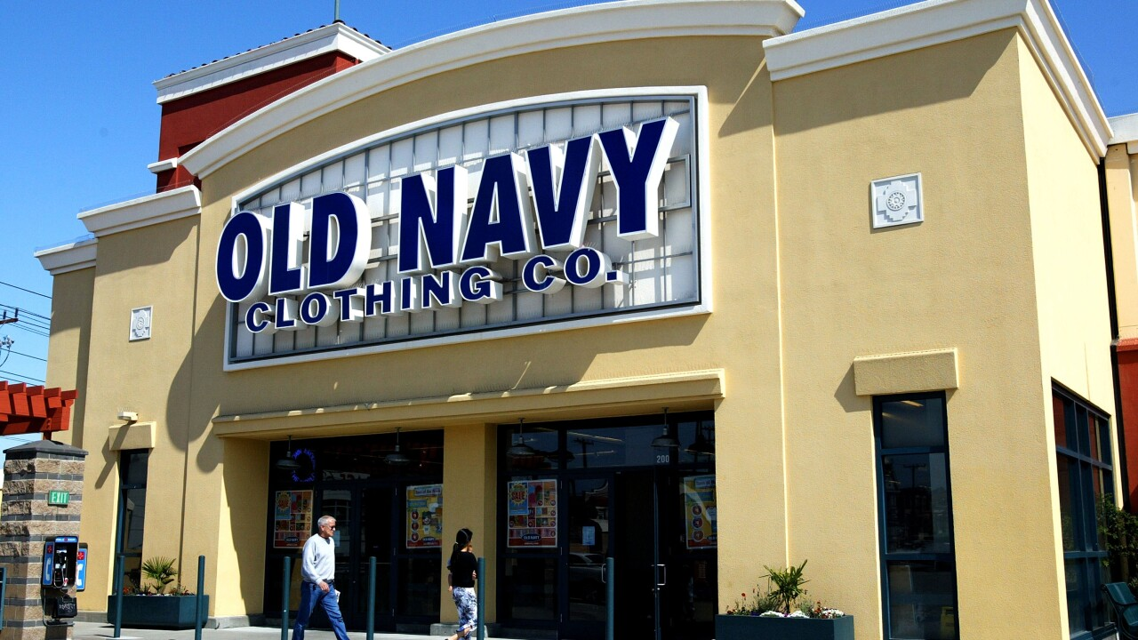 Old Navy is splitting away from Gap