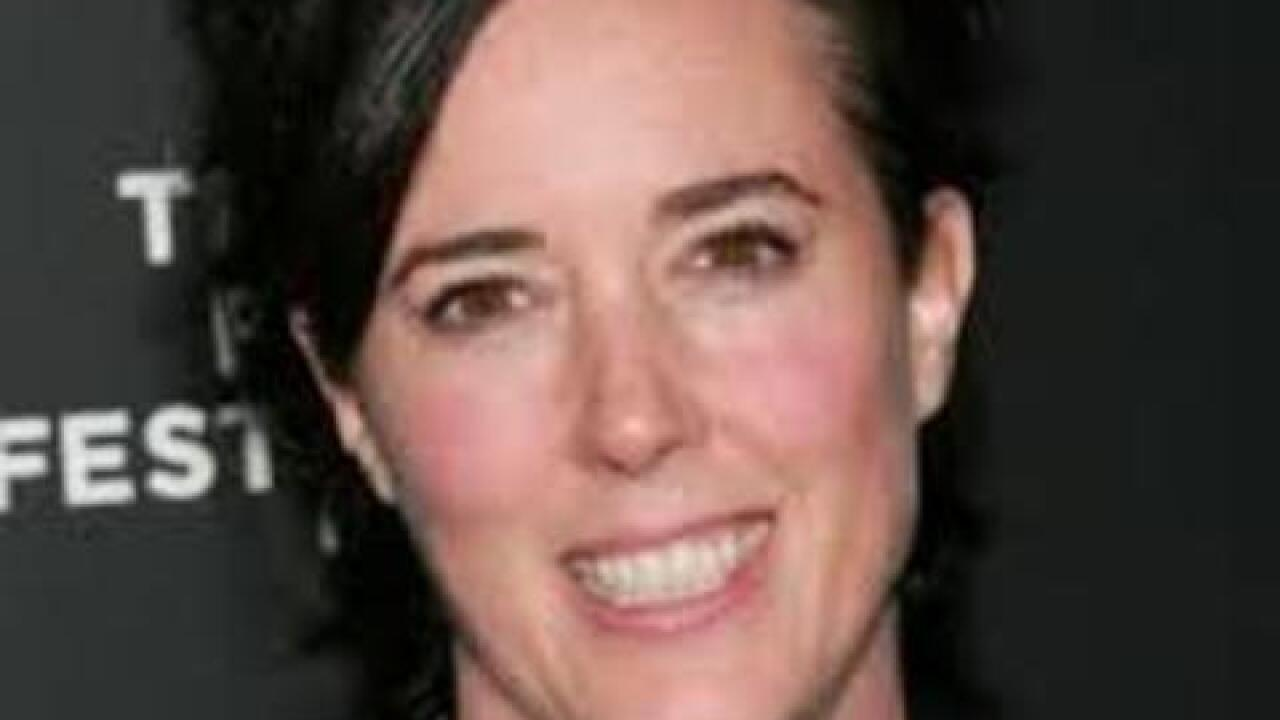 Fashion designer Kate Spade dead at 55-years-old