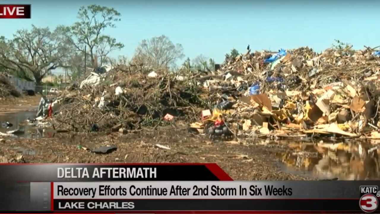 Lake Charles continues recovery efforts after second storm in six weeks.JPG