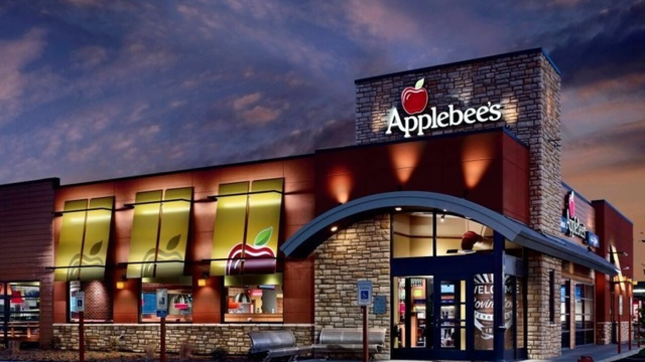 Applebee's offering $1 strawberry margaritas through end of August!