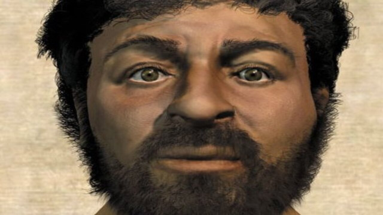 Science creates most 'real' image of Jesus ever