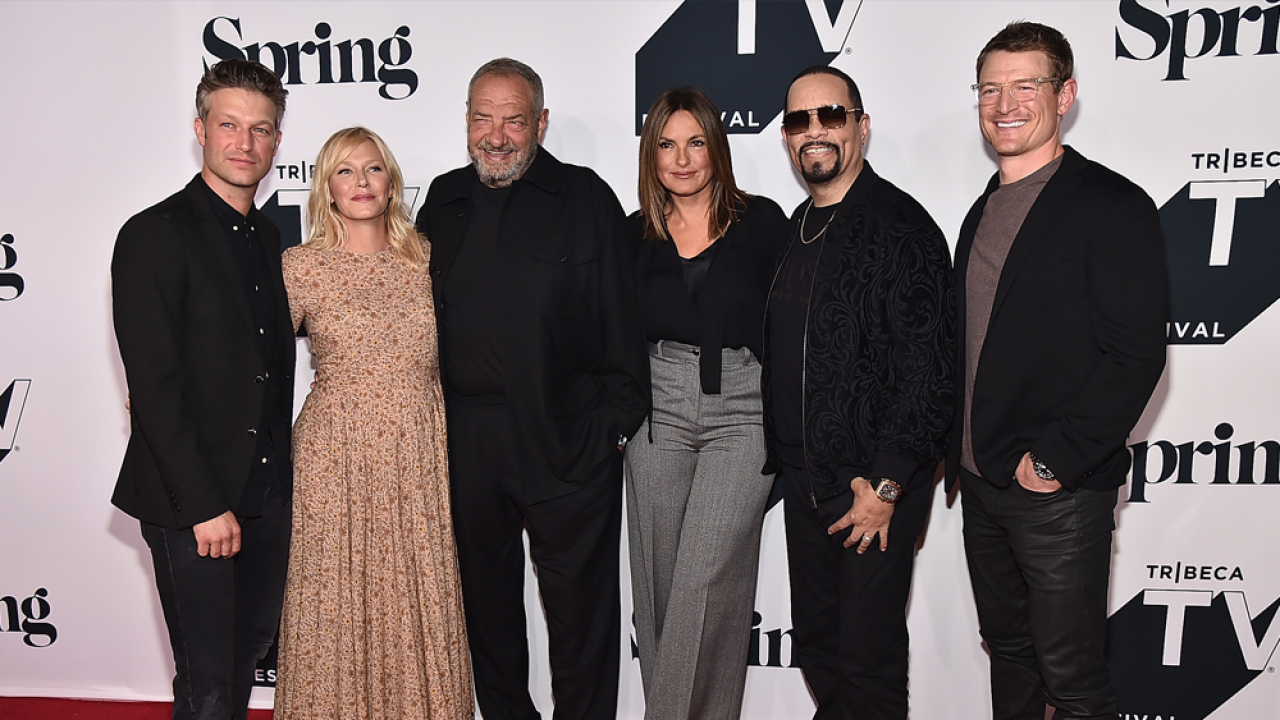 'Law & Order: SVU' renewed for 21st season, making it longest running primetime drama in history