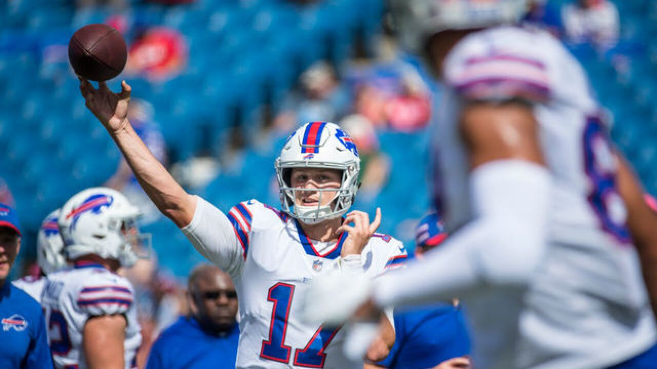 Joe B: 5 things to watch for in Buffalo Bills vs. Minnesota Vikings (9/22/18)