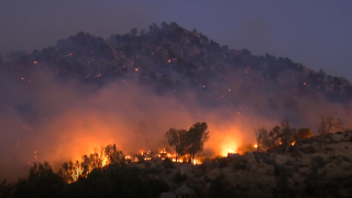 California Wildfires (FILE)