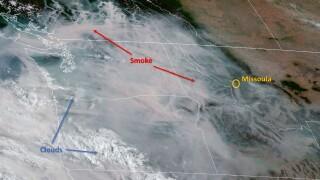 Satellite Air Quality 813