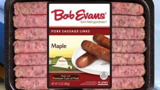 Nearly 47,000 pounds of Bob Evans sausage links recalled for contamination