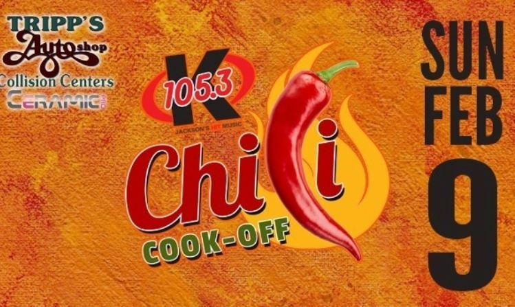 K105.3 CHILI COOK-OFF