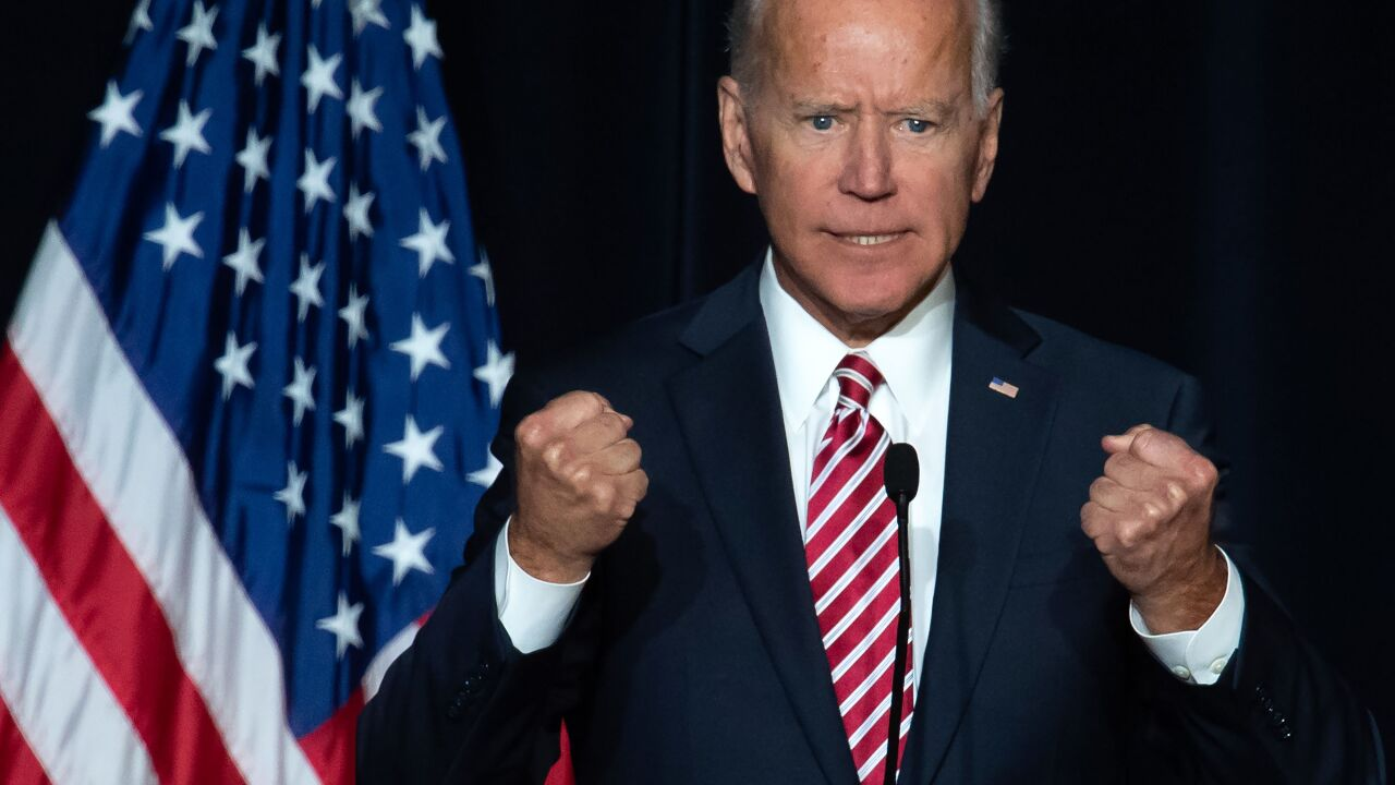 Iowa Poll: Biden leads a tighter top tier in first caucus state